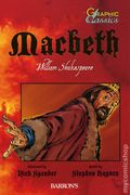 Graphic Classics: Macbeth GN (2008 Barron's) 1-1ST