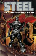 Steel The Forging of a Hero TPB (1997 DC) 1-1ST
