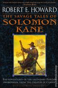 Savage Tales of Solomon Kane SC (2004 Novel) 1-1ST