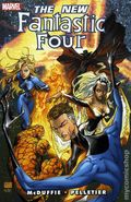 Fantastic Four The New Fantastic Four TPB (2008 Marvel) 1-1ST