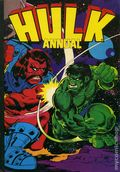 Incredible Hulk Annual HC (1977-2009 Grandreams/Pedigree/Panini Books) Hulk Annual 1982
