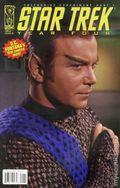 Star Trek Year Four Enterprise Experiment (2008) 1C