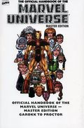 Essential Official Handbook of the Marvel Universe TPB (2008 Marvel) Master Edition 2-1ST