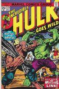 Incredible Hulk (1962-1999 1st Series) Mark Jewelers 179MJ