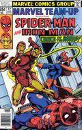 Marvel Team-Up (1972 1st Series) Mark Jewelers 72MJ