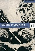 Queen and Country TPB (2007-2009 Oni Press) Definitive Edition 2-1ST