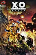 X-O Manowar Birth HC (2008) 1-1ST