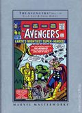 Marvel Masterworks Avengers TPB (2003 Barnes and Noble) 1-1ST