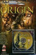 Marvel in Motion Wolverine Origin Ecard (2002) 1EC