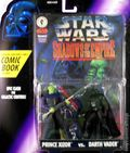 Star Wars Shadows of the Empire Action Figure 2-Pack with Comic Book (1996 Kenner/Dark Horse) 1-1ST