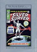 Marvel Masterworks Silver Surfer TPB (2003 Barnes and Noble Edition) 1-1ST
