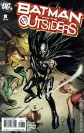 Batman and the Outsiders (2007 2nd Series) 8