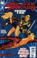 Green Arrow Black Canary (2007) 9