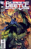 Blue Beetle (2006 DC 2nd Series) 28