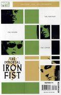 Immortal Iron Fist (2006 Marvel) 16