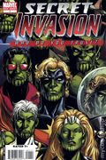 Secret Invasion Who Do You Trust (2008) 1A