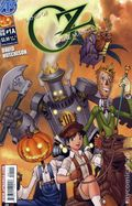 Land of Oz The Manga (2008) 1A