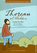 Thoreau at Walden HC (2008 Hyperion Books) 1st Edition 1-1ST