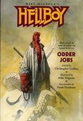 Hellboy Odder Jobs SC (2004 Dark Horse Novel) 1-1ST
