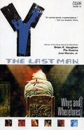 Y the Last Man TPB (2002-2008 DC/Vertigo) 10-1ST