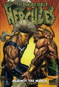 Incredible Hercules Against the World HC (2008 Marvel) Premiere Edition 1-1ST