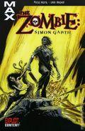 Zombie Simon Garth TPB (2008 Marvel Max) 1-1ST