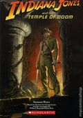 Indiana Jones and the Temple of Doom SC (2008 Scholastic Novel) 1-1ST