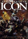 Icon A Retrospective by the Grand Master of Fantastic Art SC (2003 Underwood Books) Frank Frazetta Revised Edition 1-1ST
