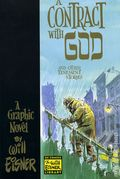 A Contract with God and Other Tenement Stories GN (2000 DC) The Will Eisner Library 1-1ST