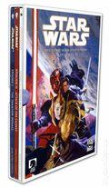 Star Wars Episodes I-III Slipcased TPB Set (2005) SET-01