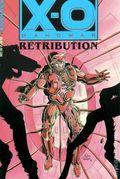 X-O Manowar Retribution TPB (1993 Valiant) 1D-1ST