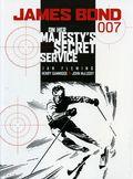 James Bond 007 On Her Majesty's Secret Service TPB (2004 Titan Books) 1-REP