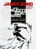 James Bond 007 On Her Majesty's Secret Service TPB (2004 Titan Books) 1-1ST