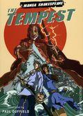 Manga Shakespeare The Tempest GN (2008) 1-1ST