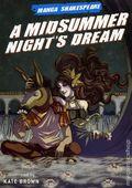 Manga Shakespeare A Midsummers Night's Dream GN (2008) 1-1ST