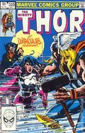 Thor (1962-1996 1st Series) Mark Jewelers 333MJ