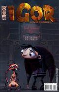 Igor Movie Prequel (2008) 1B