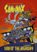 Sam and Max Surfin' the Highway TPB (1995 Marlowe and Co.) 1st Edition 1-1ST