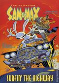 Sam and Max Surfin' the Highway TPB (1995 Marlowe and Co.) 1st Edition 1-REP