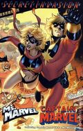 Captain Marvel Ms Marvel Secret Invasion Infiltration 0