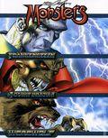 Monsters TPB (2003 Vanguard) By Neal Adams 1-1ST