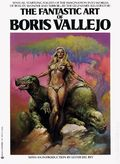 Fantastic Art of Boris Vallejo SC (1978 Ballantine Books) 1-REP