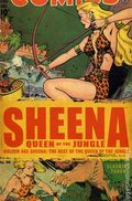 Golden Age Sheena Best of Queen of the Jungle TPB (2008) 1-1ST
