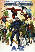 Official Handbook of the Marvel Universe A-Z HC (2008-2010 Marvel) 3-1ST