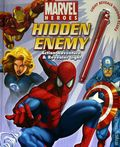 Marvel Heroes Hidden Enemy HC (2008) 1A-1ST