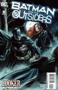 Batman and the Outsiders (2007 2nd Series) 9