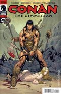 Conan the Cimmerian (2008 Dark Horse) 1A