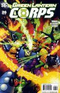 Green Lantern Corps (2006) 26