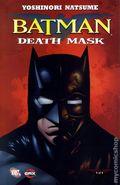 Batman Death Mask (2008) 4