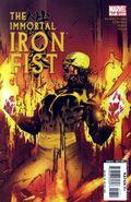 Immortal Iron Fist (2006 Marvel) 17A